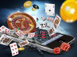 mobile jeux casino cartes jetons roulette dés